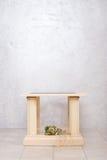 Roman Table Stock Photo