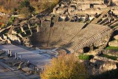 roman teater arkivbilder