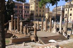 roman tempel Royaltyfria Foton