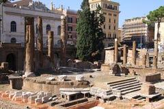 roman tempel Royaltyfri Fotografi
