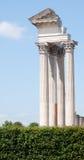 roman tempel Arkivfoto
