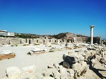 Roman tempel Stock Afbeelding