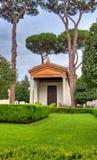 Roman temple hdr Stock Photos