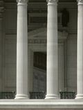 Roman Temple replica Stock Photography