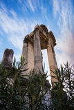 Roman Temple Royalty Free Stock Images