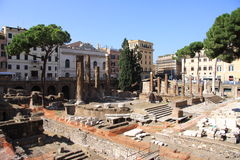 Roman Temples Photos stock