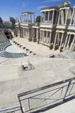 Roman theater Royalty Free Stock Photos