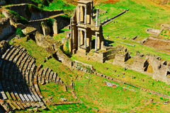 Roman Theater Stock Photography