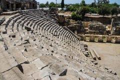 Roman Theater Royalty-vrije Stock Foto's