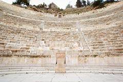 Roman theater in Amman, Jordan Royalty Free Stock Photo