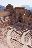 Roman Theater in Cartagena Royalty-vrije Stock Foto