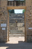Roman theater Royalty Free Stock Images
