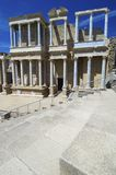 Roman theater Royalty Free Stock Photography