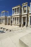Roman theater Royalty Free Stock Image