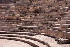 Roman theatre Stock Images