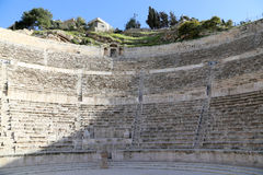 Roman Theatre in Amman, Jordan Stock Photo