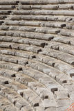 Roman theatre Aspendos Stock Photos
