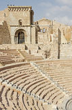 Roman Theatre, Cartagena Stockbild