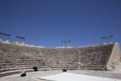 Roman theatre of Kourion Stock Image