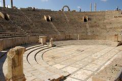 Roman theatre, Libya Royalty Free Stock Photos