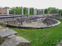 Roman Theatre in Mainz Royalty Free Stock Photography
