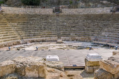 Roman Theatre, Malaga Stock Photos