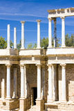 Roman Theatre, Merida Royalty Free Stock Photography