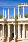 Roman Theatre, Merida. Roman Theatre in Merida, Badajoz Province, Extremadura, Spain Royalty Free Stock Photography