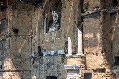 Roman Theatre of Orange (France) Royalty Free Stock Image
