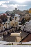 The Roman Theatre in Plovdiv, Bulgaria Royalty Free Stock Image