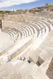 Roman Theatre of Segobriga Royalty Free Stock Images