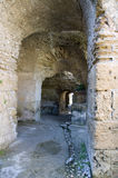 roman thermes Royaltyfria Bilder