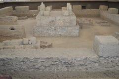 Roman tomb Royalty Free Stock Image
