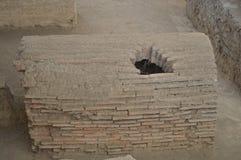 Roman tomb Stock Image