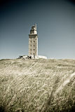 Roman tower Stock Photography