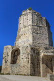 Roman tower in Nimes, Provence, France Stock Photos