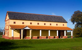 Roman Town House Stock Images