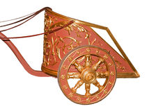 Roman transport Stock Photography