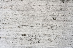 Roman travertine marble texture Stock Photography