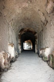 Roman tunnel Stock Image