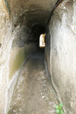 Roman tunnel Stock Photography