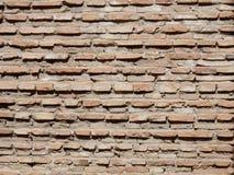 roman vägg Royaltyfri Bild
