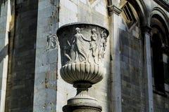 Roman Vase anziano Fotografia Stock
