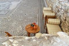 Roman Villa antigo 'Armira ' fotografia de stock