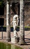 Roman villa - Tivoli Royalty Free Stock Images