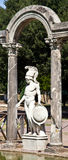 Roman villa - Tivoli Stock Photography