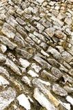 Roman wall Stock Image