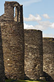 Roman Walls. Stock Images