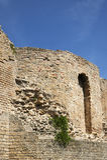 Roman walls Royalty Free Stock Image