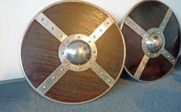 Roman War Shield Stockfoto